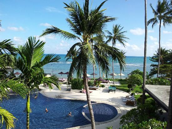 Fenix Beach Resort Samui: sea view room...