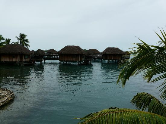 Sofitel Bora Bora Marara Beach Resort: Water houses