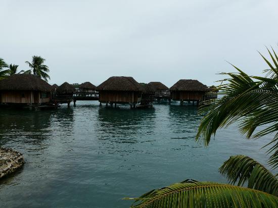 โซฟิเทลโบราโบรา มารามาราบีช รีสอร์ท: Water houses