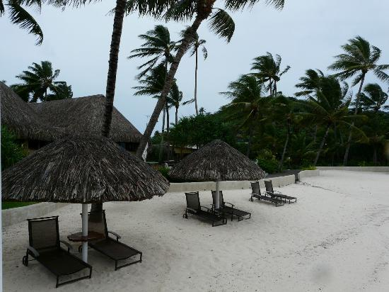 Sofitel Bora Bora Marara Beach Resort: Beach houses
