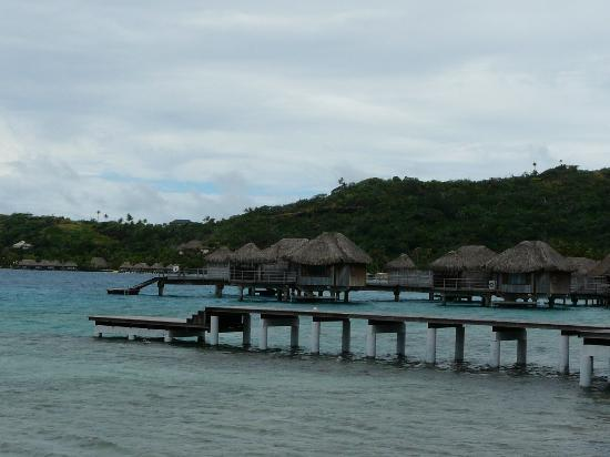 Sofitel Bora Bora Marara Beach Resort: The hotel and the area
