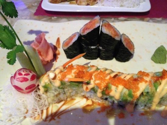 Crazy Cafe : Sushi
