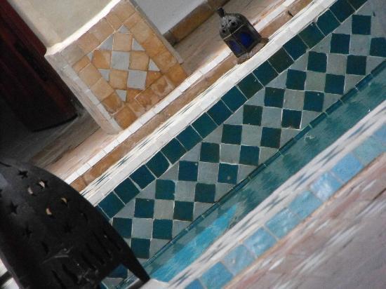 Riad Les Jardins Mandaline: piscine