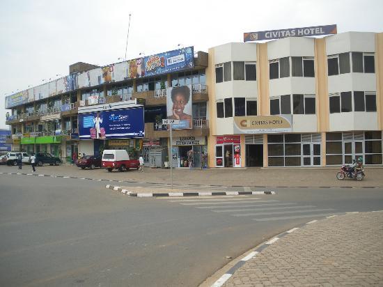 Civitas Hotel , Kigali Kisimenti