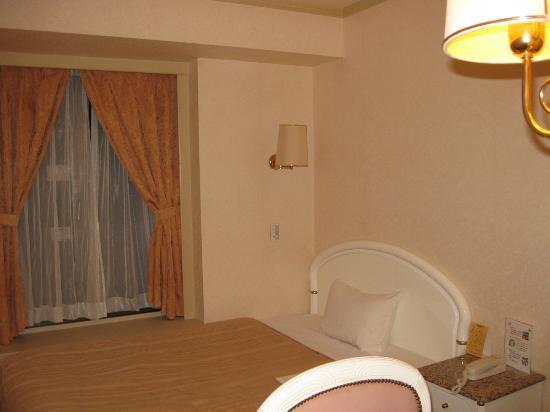 Kobe Sannomiya Union Hotel: シングルルーム