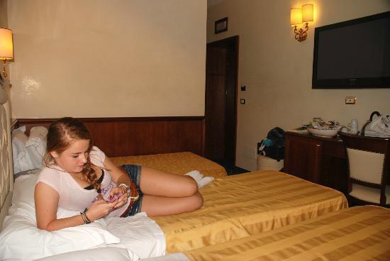 Esedra Inn Rome: 3-persoons kamer nummer 1