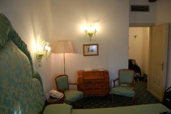 Giorgione Hotel: Our room