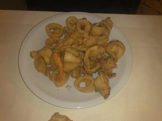 Caracoles : fritto misto