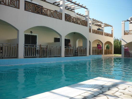 Roda Beach Resort & Spa: Room view