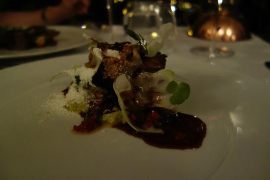 The Roundhouse Restaurant: luxefortwo.eu: Schön angerichtet (1)