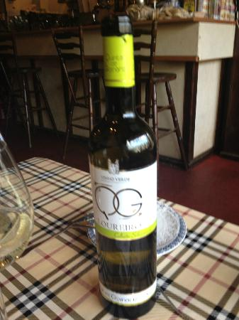 Alto Douro: White vine