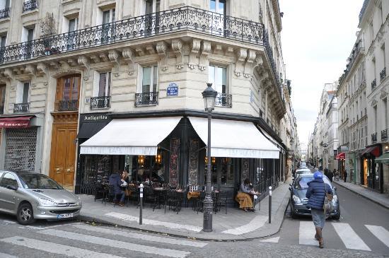 St Regis Cafe Paris