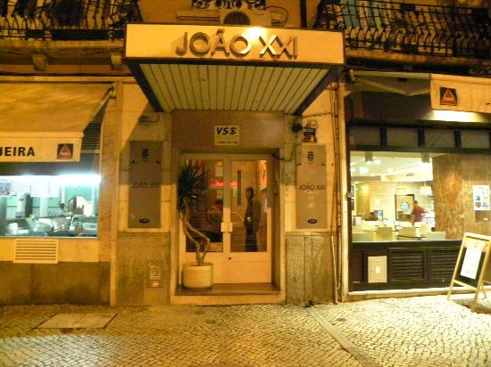 Residencial Joao XXI: entrata