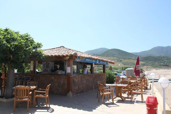 Marina di Lava: bar
