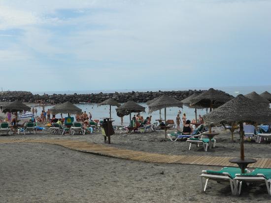 Guayarmina Princess Hotel: Fanabe beach