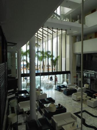 Guayarmina Princess Hotel: Inside hotel