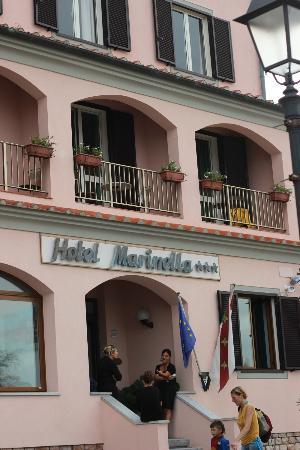 Hotel Marinella: The Hotel
