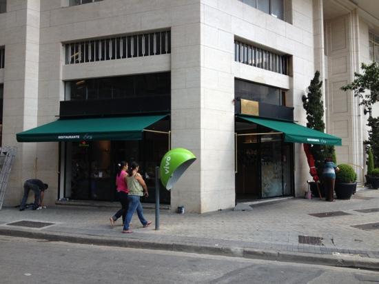 Piazza 36 : ótimo restaurante no centro se São Paulo!