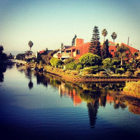 Inn at Venice Beach: Venice Canals, a due passi dall'hotel