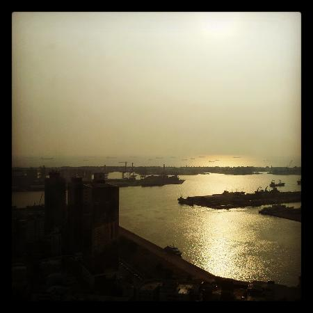 Grand Hi-Lai Hotel Kaohsiung : View of harbour