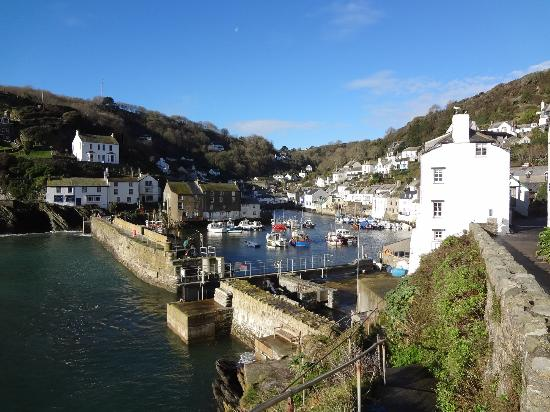 Cottage Bed and Breakfast: Polperro Harbour