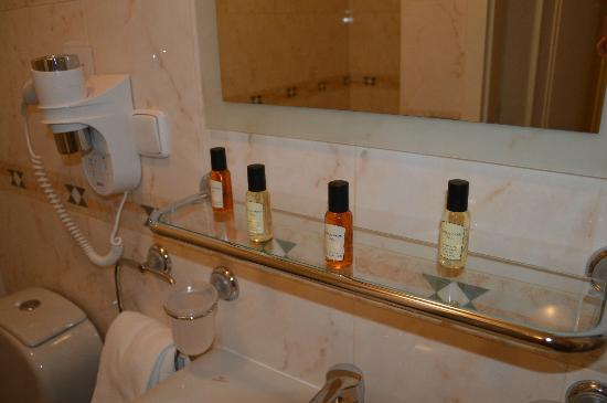 Hotel Suite Home Prague: prodotti igiene