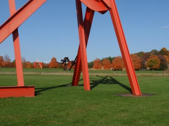 Storm King Art Center: Nature with arts, perfect merged together
