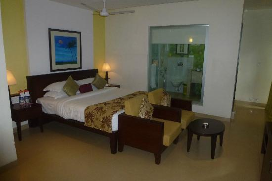 Citrus Goa: Double room