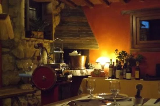 Madonna dei Monti: taverna