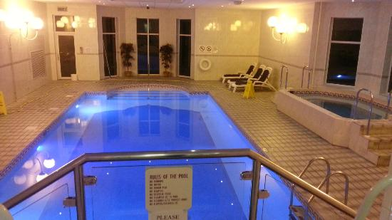 The Redcliffe Hotel: Spa facilities