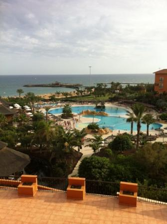 Sheraton Fuerteventura Beach, Golf & Spa Resort: piscinas