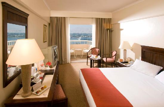 Iberotel Luxor: Nile View Room - King Size Bed