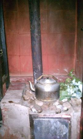 El Albergue Ollantaytambo: sauna