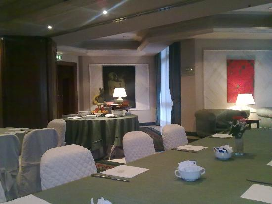 Borgo Palace Hotel: sala da pranzo