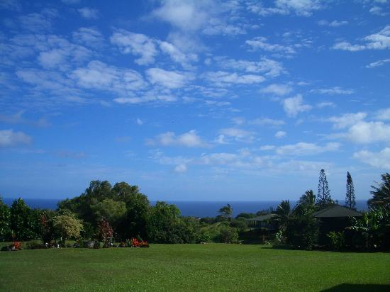 The grounds of Maui Ocean Breezes