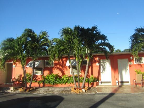 Sea Dell Motel: l'extérieur