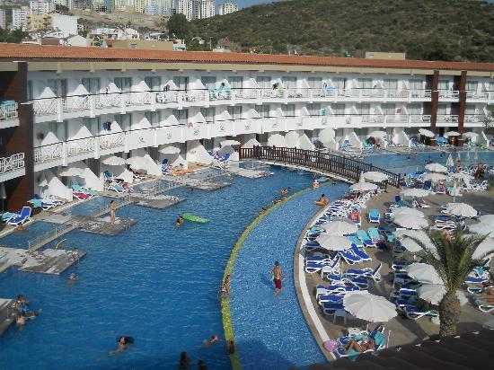 Ephesia Holiday Beach Club: les chambres avec mini piscine top!!!