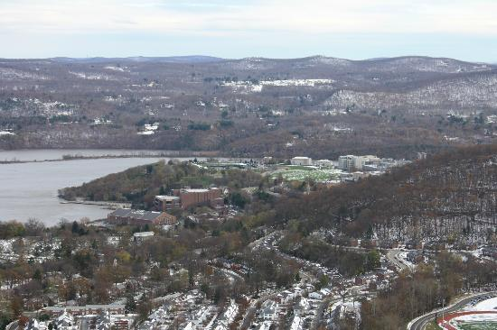 United States Military Academy: West Point Aerial