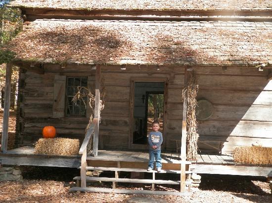 Callaway Gardens: Pioneer Log Cabin