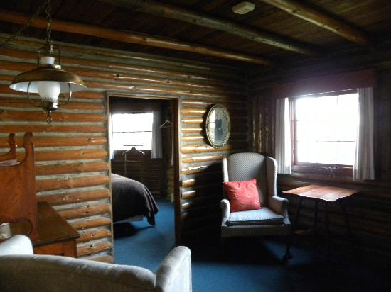 Captain Whidbey Inn: Suite