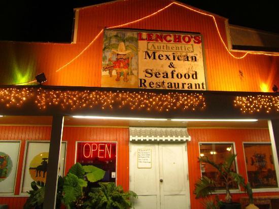Lencho's Restaurant: l'extérieur