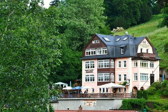 Pension & Gaststube Panorama