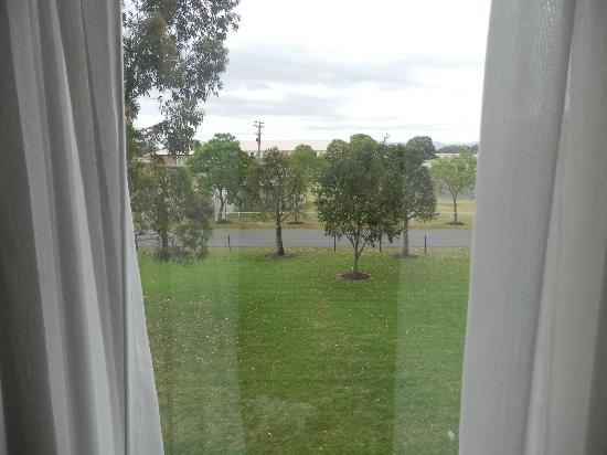 Clarendon, Australien: view from window room 3