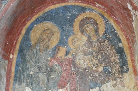 Gravine di Massafra e chiese rupestri: Massafra