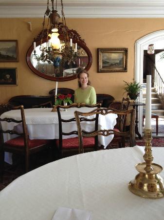 Lyststedet Elsesro Restauranten