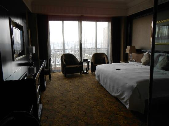 Chateau Star River Pudong Shanghai: Room from entrance