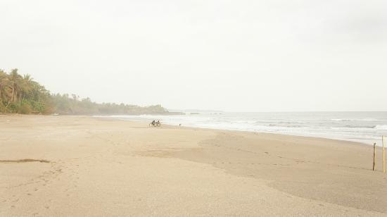 Balian Villa: Прогулка по пляжу