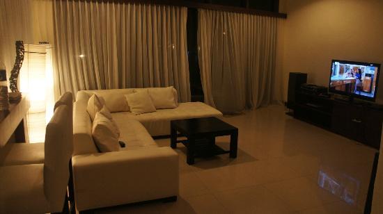 Balian Villa: Первый этаж