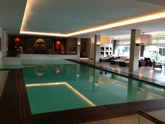 Four Seasons Hotel Ritz Lisbon: Amazing pool