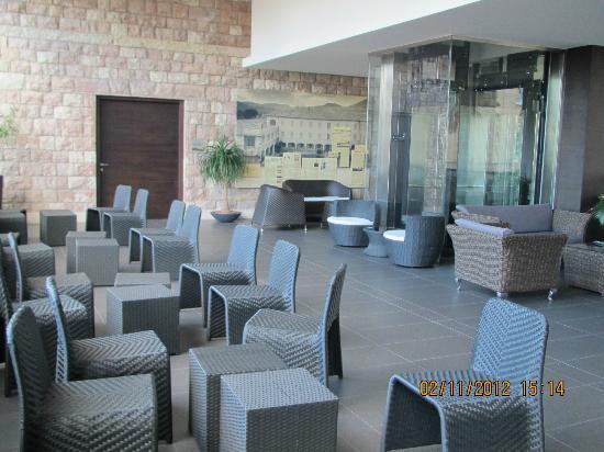 Hotel Cenacolo: Bar